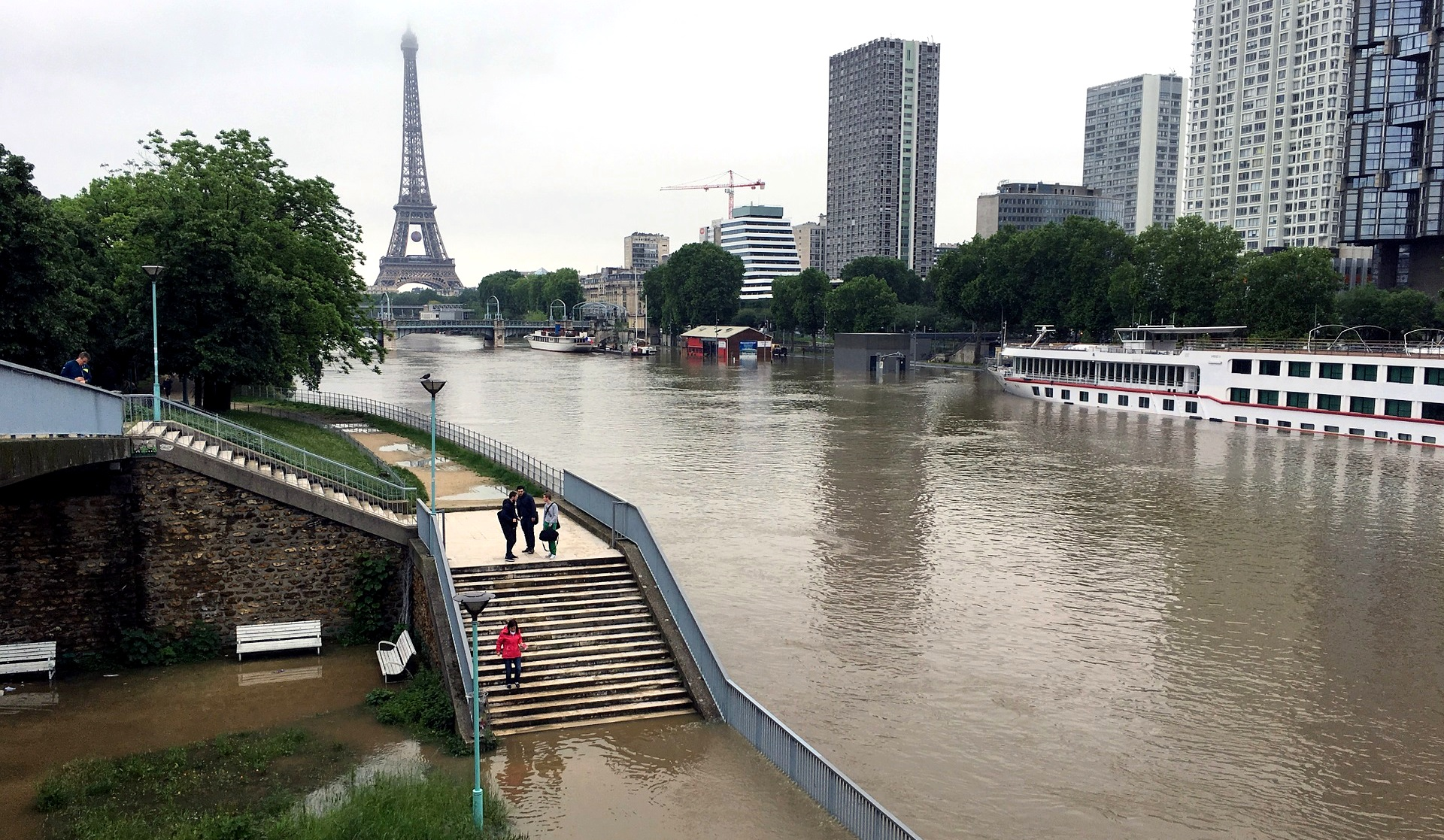 inondations juin 2016