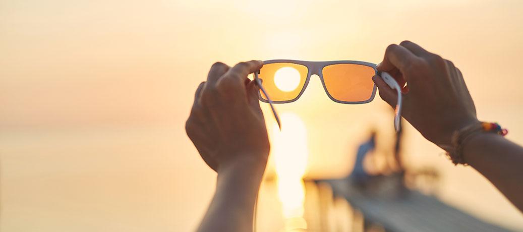 etude lunette de soleil santéclair