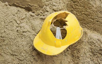 risques en cours de construction